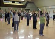 雄武町で体力測定員養成講習会を開催しまし