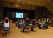 雄武町で健康づくりリーダー講習会を開催し