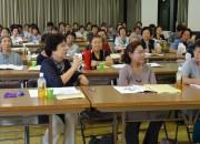 北斗市で全道女性・健康づくりリーダー研修