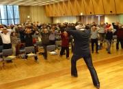 江別市で全道健康づくり講習会を開催しまし