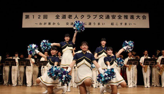 第52回全道老人クラブ大会を岩見沢市で開催しました。(9月24日)